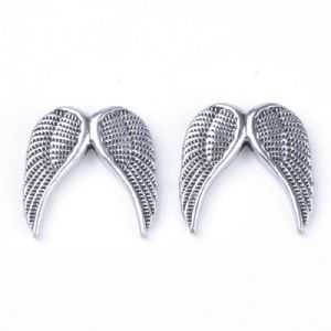 Charm - Wings Silver - 3 pieces